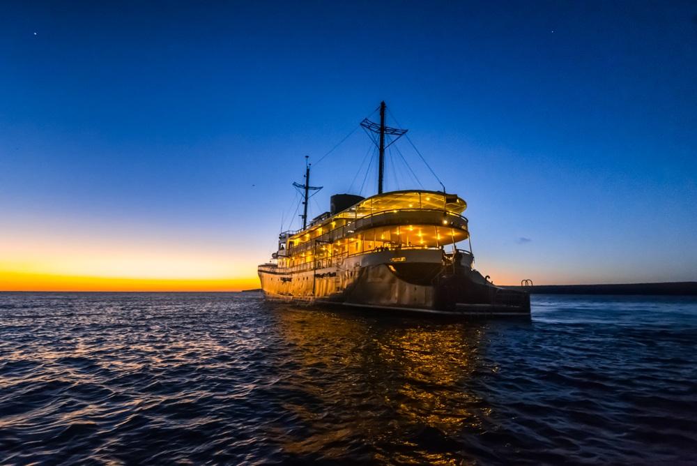 evolution luxury galapagos cruise