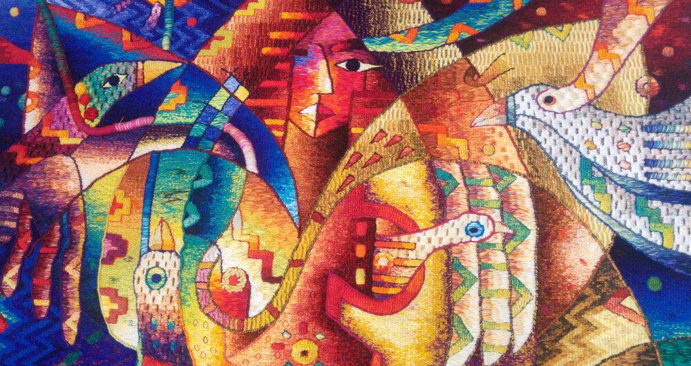 Maximo Laura – Master Peruvian Weaver, Aracari Travel