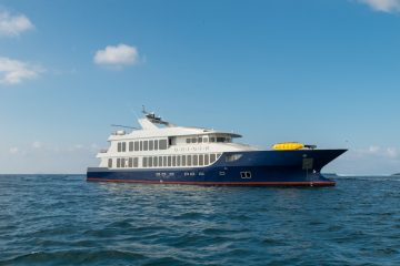Origin Galapagos cruise - the vessel