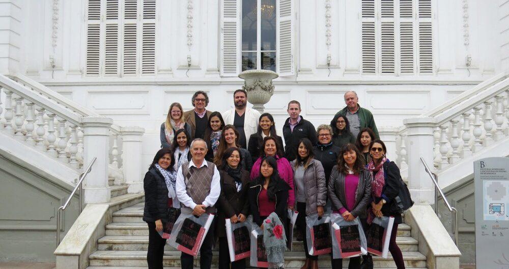 Pedro de Osma Museum with Aracari_ Team Photo